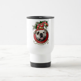 Christmas - Deck the Halls - Bulldogs Coffee Mugs