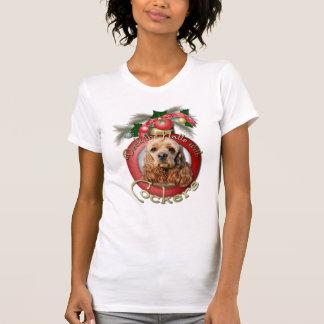 Christmas - Deck the Halls - Cockers Shirt