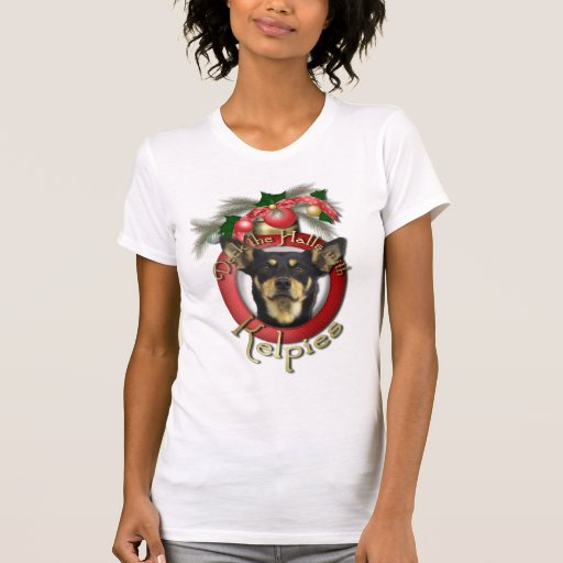 Christmas - Deck the Halls - Kelpies Shirt