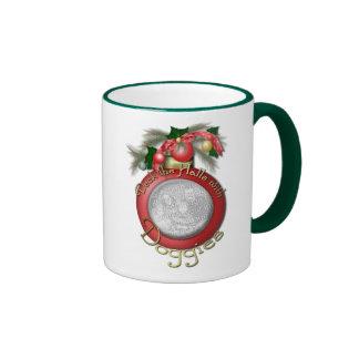 Christmas - Deck the Halls With Doggies Mugs