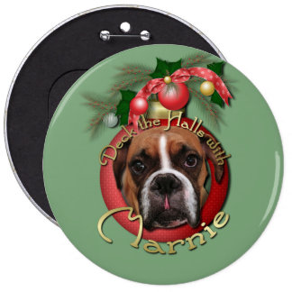 Christmas - Deck the Halls with Marnie Button