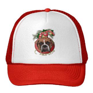 Christmas - Deck the Halls with Marnie Mesh Hats
