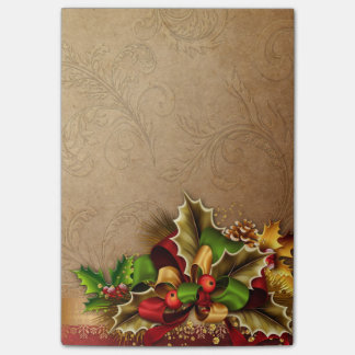 Christmas Decor Post-it® Notes
