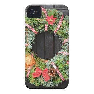 Christmas decoration Case-Mate iPhone 4 case