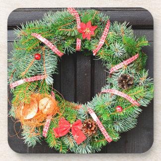Christmas decoration coasters