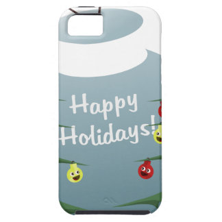 Christmas decoration iPhone 5 cover