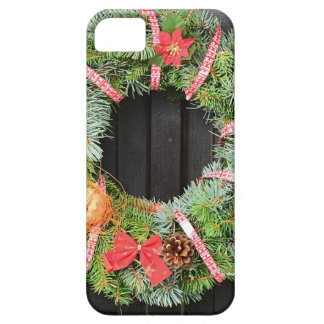 Christmas decoration iPhone 5 covers