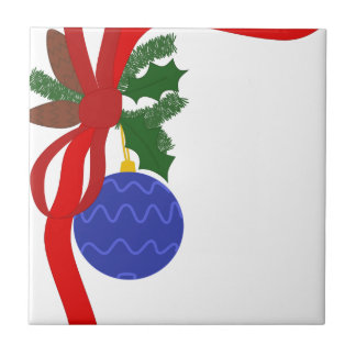 Christmas Decoration Tile