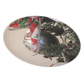 Christmas Decorations 1 Plates