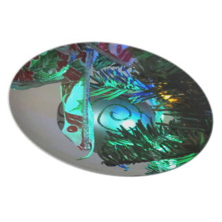 Christmas Decorations 2 Party Plate
