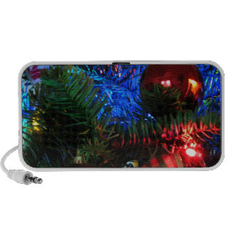 Christmas Decorations 3 Notebook Speakers