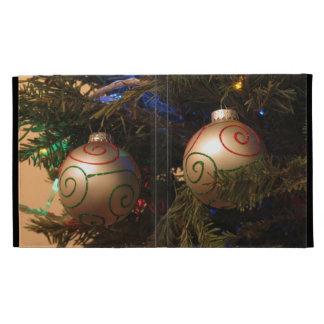 Christmas Decorations 7 iPad Folio Covers