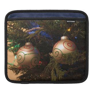 Christmas Decorations 7 iPad Sleeve