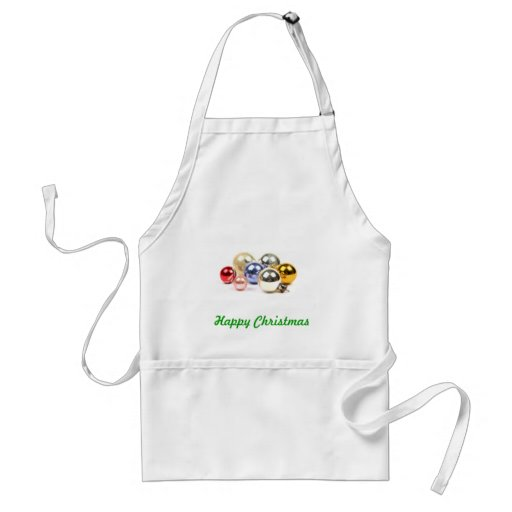 Christmas Decorations Aprons