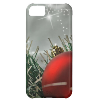 Christmas decorations iPhone 5C case