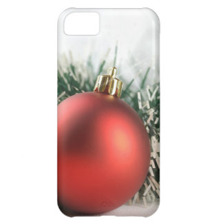 Christmas decorations iPhone 5C cover