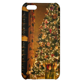 Christmas decorations - christmas tree cover for iPhone 5C