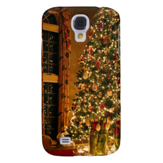 Christmas decorations - christmas tree samsung galaxy s4 case