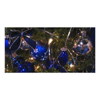 Christmas Decors Custom Photo Card