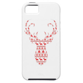 Christmas Deer 1 iPhone 5 Cover