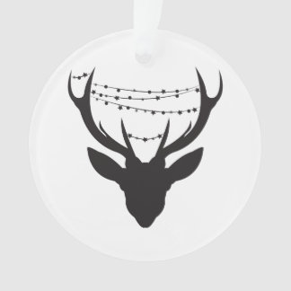 Christmas Deer * Christmas Ornament * Tree