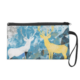 Christmas Deer. Cosmetic Bag
