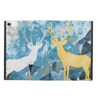 Christmas Deer. iPad Case