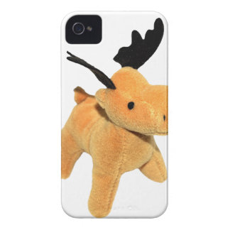 Christmas Deer transparent PNG iPhone 4 Case-Mate Cases