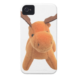 Christmas Deer transparent PNG iPhone 4 Covers