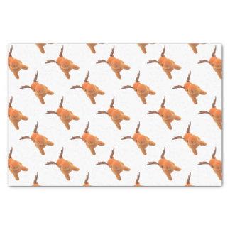 Christmas Deer transparent PNG Tissue Paper
