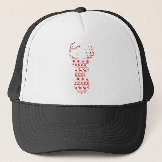Christmas Deer Trucker Hat