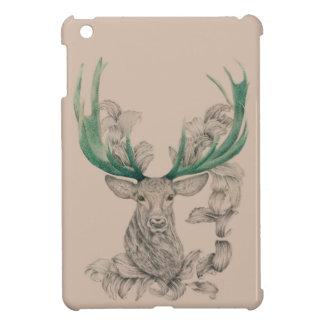 Christmas deer, Xmas, Holiday, New year 2015 iPad Mini Covers