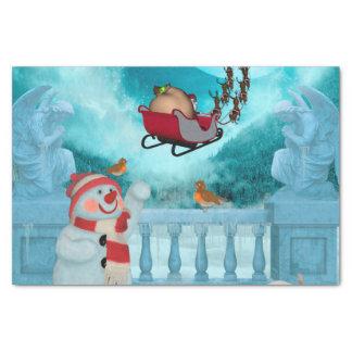 Christmas design, Santa Claus Tissue Paper