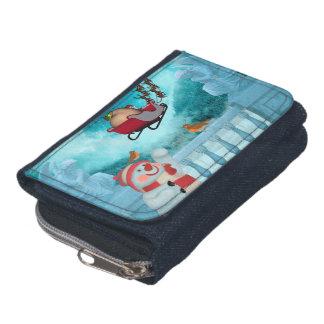 Christmas design, Santa Claus Wallet