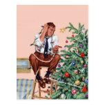 Christmas Dilemma Postcard