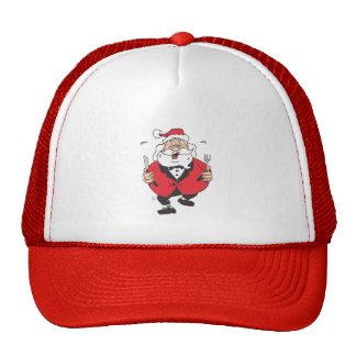 Christmas dinner trucker hats