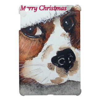 Christmas Dog Cards cocker spaniel iPad Mini Covers