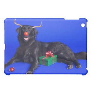 Christmas dog iPad mini case