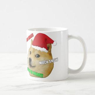 Christmas Doge Meme Mug