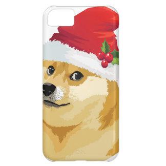 Christmas doge - santa doge - christmas dog iPhone 5C case