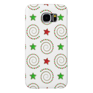 Christmas Doodle Samsung Galaxy 6S barely there ca Samsung Galaxy S6 Cases