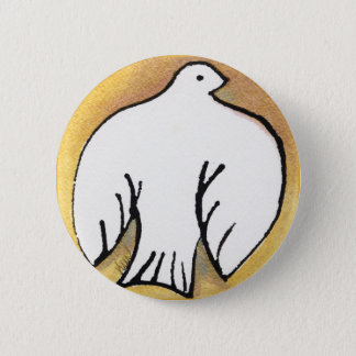 Christmas Dove Pin