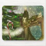 Christmas Dragon and Fairies