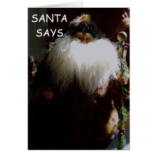 CHRISTMAS DREAMS COME TRUE GREETING CARD