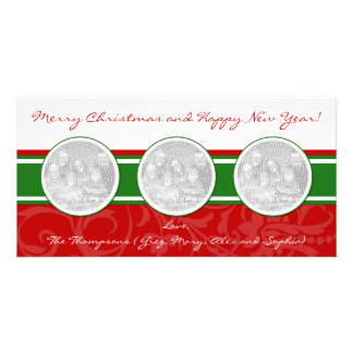 Christmas Elegance Holiday Photo Cards