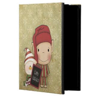 Christmas Elf iPad Air Cover