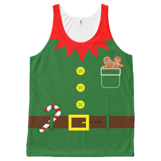 Christmas Elf Shirt - Holidays All-Over Print