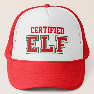 Christmas ELF Trucker Hat
