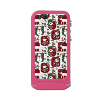 Christmas Elves & Snowmen Incipio ATLAS ID™ iPhone 5 Case