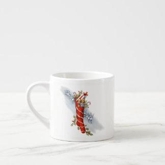 Christmas Eve Espresso Cup